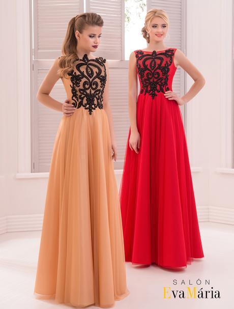Prekrásne luxusné spoločenské šaty na predaj, 38
