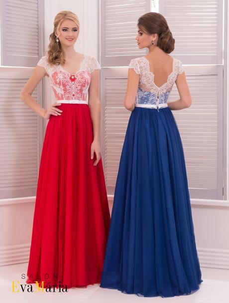 Prekrásne večerné šaty s čipkovaným živôtikom, 34