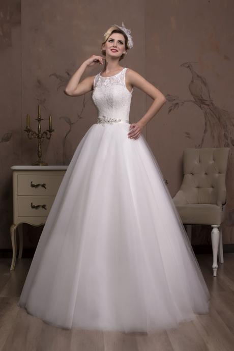 Princeznovské svadobné šaty šité na mieru, 34