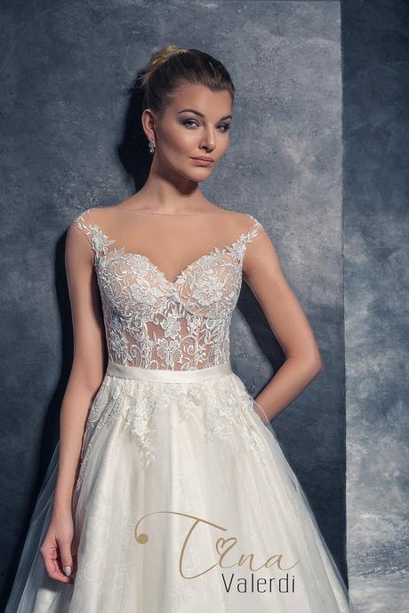 Princeznovské svadobné šaty šitie na mieru, 34