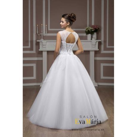 Šaty s nadýchanou sukňou - real foto - na mieru , 38