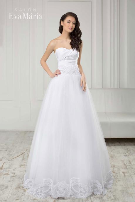 Šaty so sukňou zdobenou čipkou - na mieru , 36