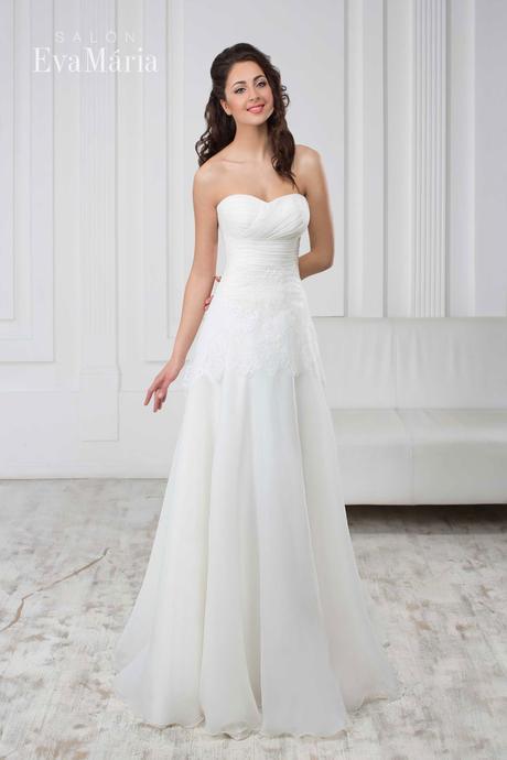 svadobné šaty s čipkou - real foto - na mieru, 40