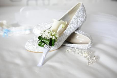 svadobné lodičky, 40