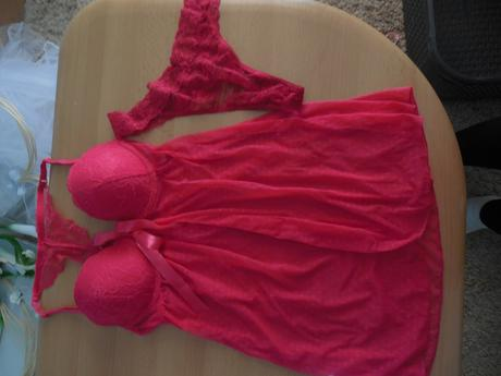 svadobné spodné prádlo , M