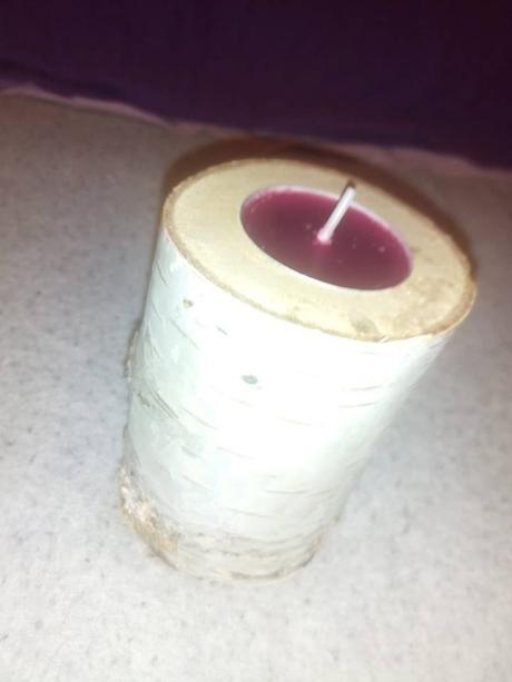 Březové svíčky,