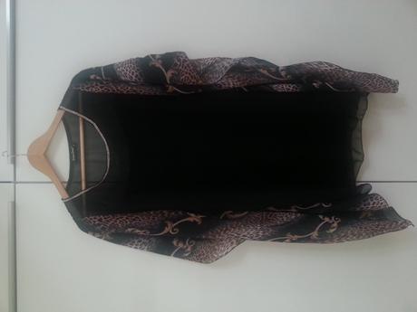 sifonove saty -tunika, 36