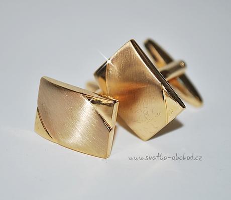 Knoflíčky 07 (zlaté),
