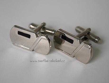 Knoflíčky 10 (stříbrné),