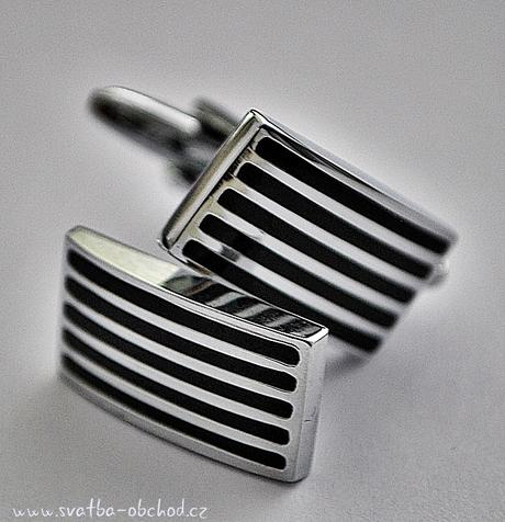 Knoflíčky - stříbrná barva (č. 05),