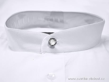 Košile se stojáčkem (č.04), 44