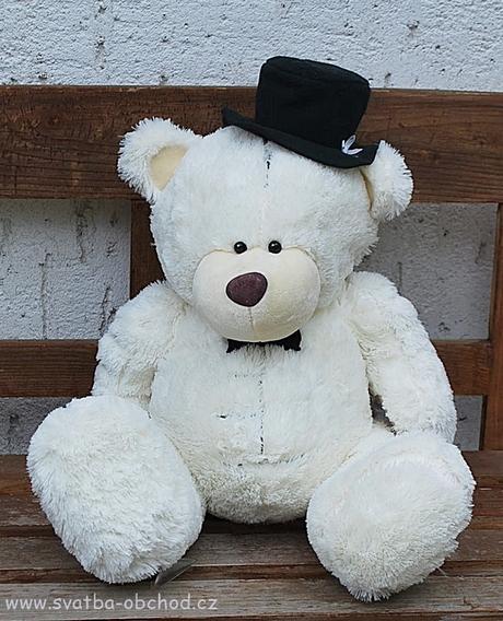 Medvědi - bílá + bílý (č.38),