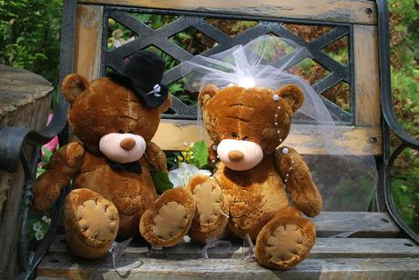 Medvídci na auto (č.27),
