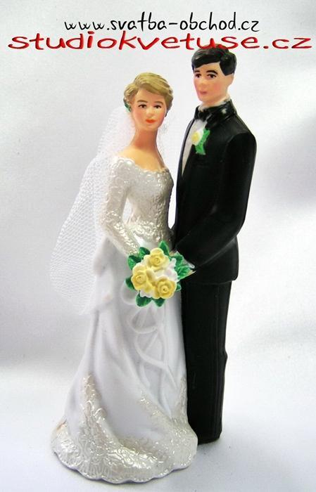 Originál Wilton figurka na dortík.,