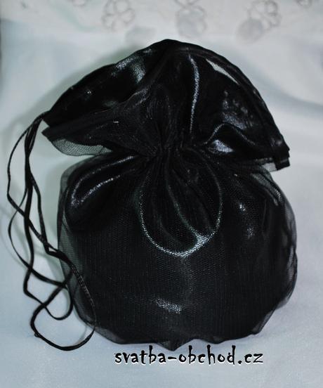 Pompadurka - černá,