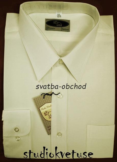 Šampáň košile, 50