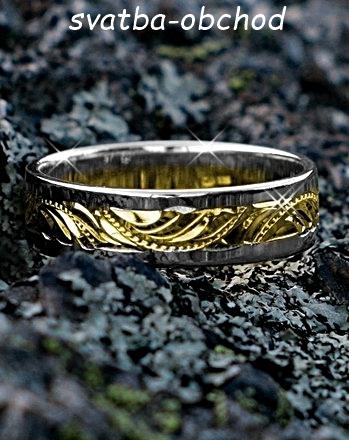 Snubní prsten B16,