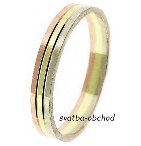 Snubní prsten B18,