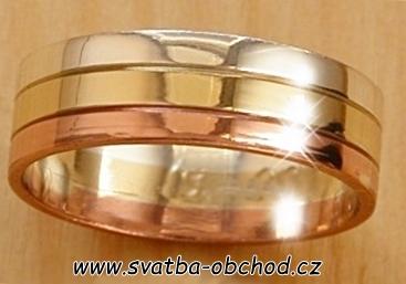 Snubní prsten B20,