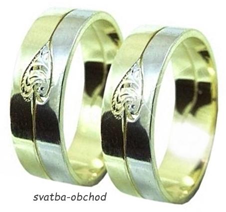 Snubní prsten B55,