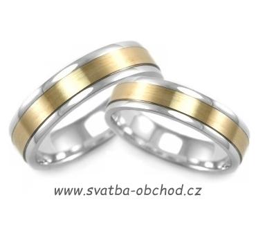 Snubní prsten B72,