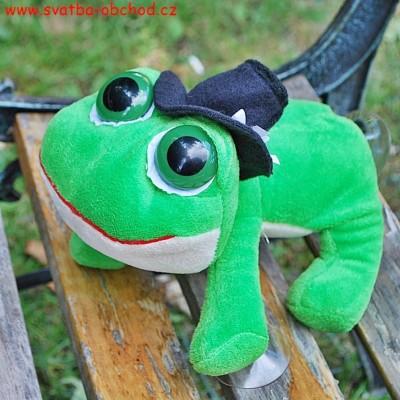 Žabičky zelené 02 střední,
