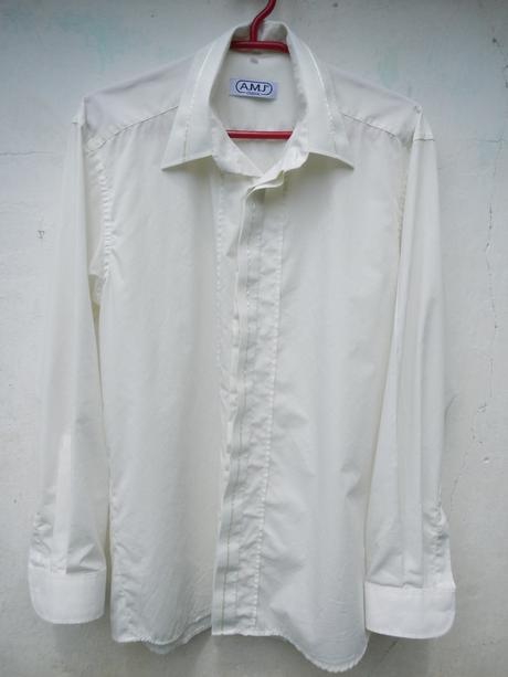 Elegantná košeľa, 40