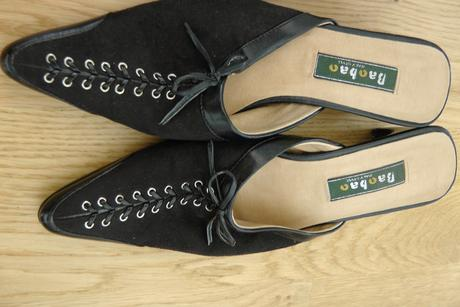 Dámské boty - lodičky, 40