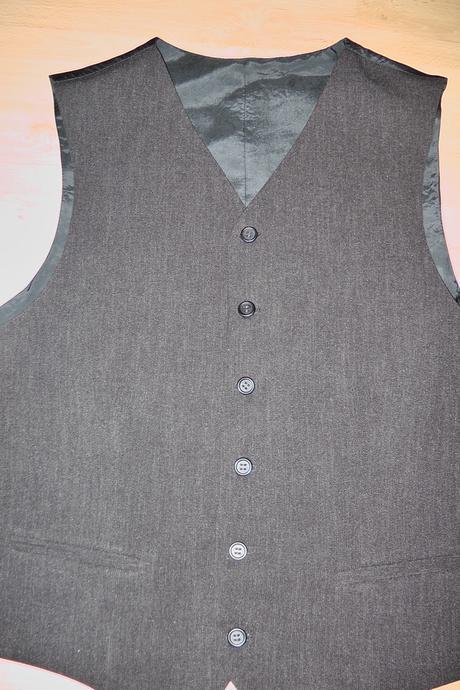 pánská vesta, 44