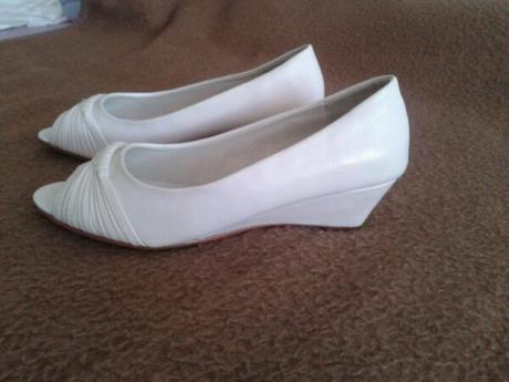 Svadobné boty, 38