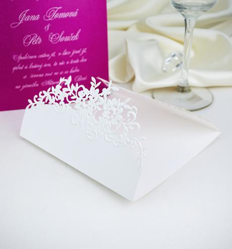 Originální svatební oznámení od českého výrobce,