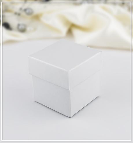 Svatební krabička na mandličky - K401,