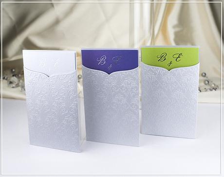 Svatební oznámení kapsa - G989,