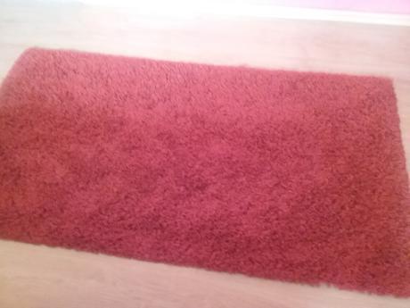 shaggy koberec,