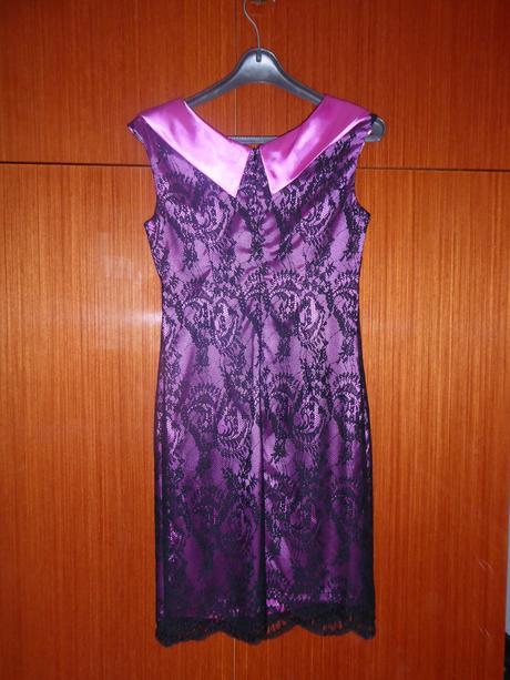 dámske šaty čipkované, 40