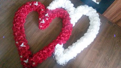 Svadobne 2-srdce,