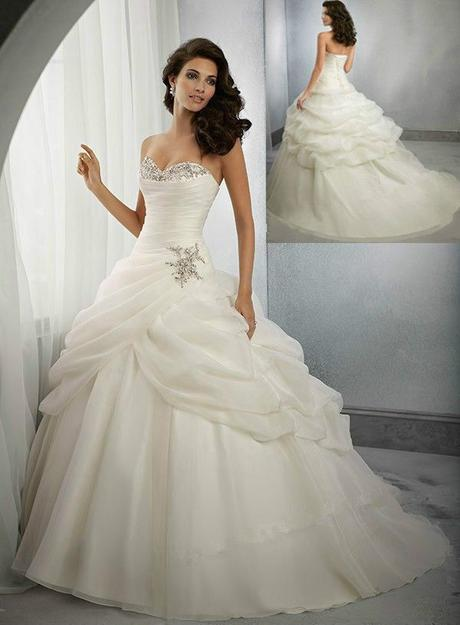 svatební šaty-sleva, 38