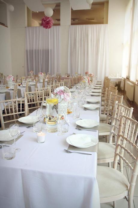Kytice na svadobne stoly,