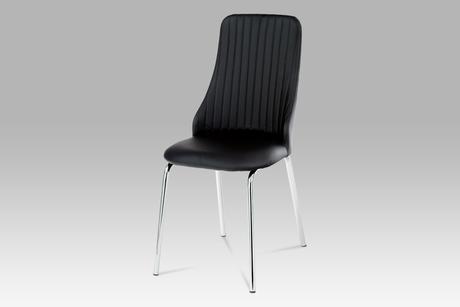 Stolička AC-1313 bk,