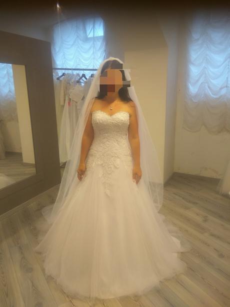 Svatební šaty Aire Barcelona Marylin, 38