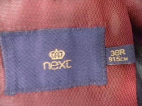 pánské sako zn.Next, S
