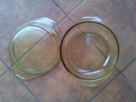 Zapekacie misy z pravého nemeckého jenského skla,