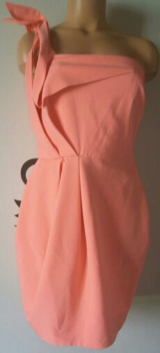 kvalitne Neonove šaty 36-38 - River Island, S