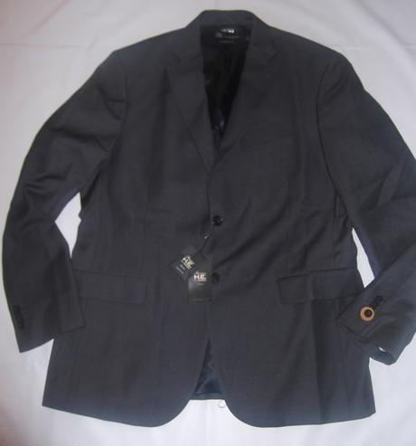 Nenosené sako z tohto rocnej kolekcie s visačkou, 58