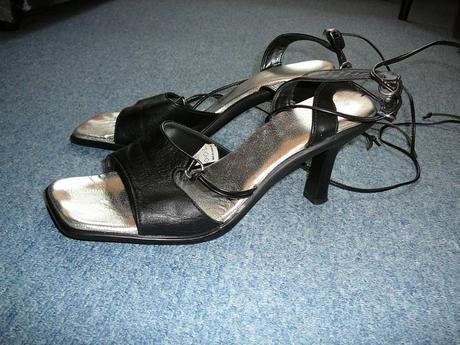 Společenské boty se zavazováním sleva, 41
