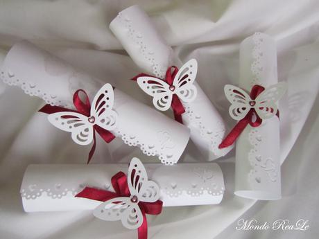 svatební menu na přání,