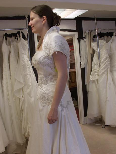 Originál Justin Alexander 8422 svatební šaty, 38