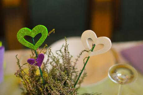 Dekorácia do vázy alebo kvetináča,