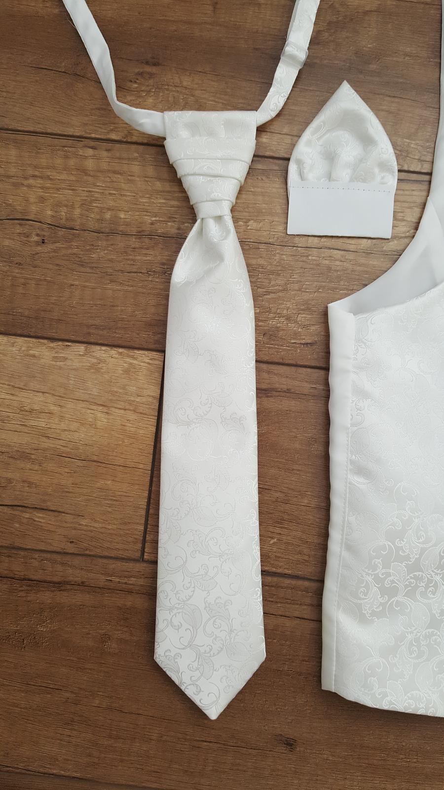 7409f5648 Svadobná vesta + kravata + vreckovka, 54 - 35 € | Svadobný bazár ...