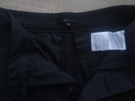 Krátke nohavice, 34